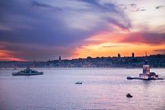 Turkije Istanboel Royalty-vrije Stock Fotografie