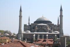 Turkije. Istanboel. Blauwe moskee. Stock Foto's
