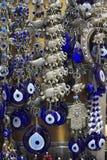 Turkije, Istanboel, Grote Bazaar Stock Fotografie