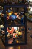 Turkije, Istanboel, Grote Bazaar Royalty-vrije Stock Foto
