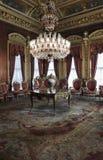 Turkije, Istanboel, Paleis Beylerbeyi royalty-vrije stock fotografie
