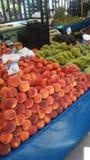 Turkije Pazar Voedsel perziken ankara Royalty-vrije Stock Afbeeldingen