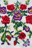 turkish вышивки Стоковая Фотография RF