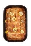 turkish деликатеса бахлавы сладостный Стоковое фото RF