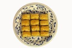 turkish десерта известный больше всего Стоковое фото RF