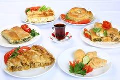 turkish завтрака стоковая фотография