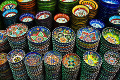 turkish керамики Стоковое Изображение