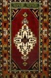 turkish ковра предпосылки Стоковые Изображения RF