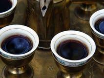 turkish кофе стоковое фото rf