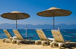 turkish курорта стоковое изображение rf
