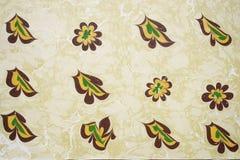 turkish мраморизованной бумаги произведения искысства традиционный Стоковая Фотография