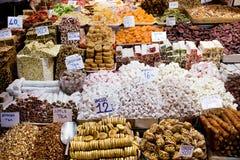 turkish наслаждения Стоковое фото RF