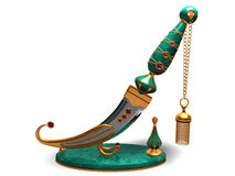 turkish ножа Стоковые Изображения