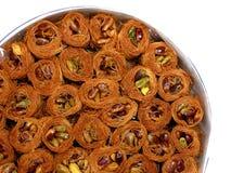 turkish печенья Стоковая Фотография RF