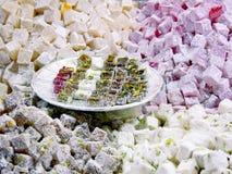 turkish плиты наслаждения Стоковое Фото