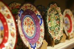 turkish рынка керамики Стоковые Изображения RF