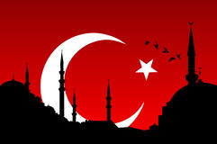 turkish типа Стоковое Изображение