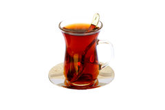 turkish чая Стоковое фото RF