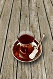 turkish чая Стоковое Фото