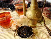 turkish чая Стоковое Изображение RF