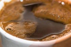 turkish черного кофе Стоковые Изображения RF