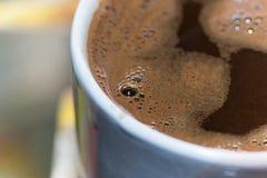 turkish черного кофе Стоковое Изображение