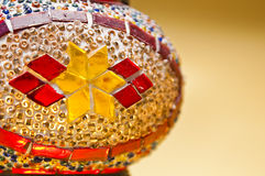Turkish и лампа Ближний Востока Стоковые Фото