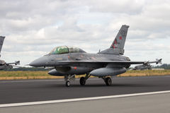 Turkish Air Force F-16 Stock Images