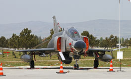 Turkish Air Force Phantom Stock Photo