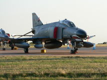 Free Turkish Air Force Phantom F4 Stock Photo - 5334400