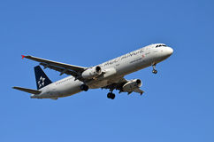 Turkish Airlines Photos libres de droits