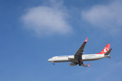 Turkish Airlines Photographie stock libre de droits