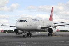 Turkish Airlines Photo stock