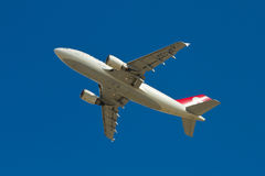 Turkish Airlines Airbus A310 Stock Image