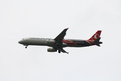 Turkish Airlines  Airbus A321 Stock Image