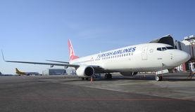 Turkish Airlines Stock Photography