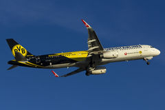Turkish Airlines Airbus A321 takeoff Stock Photography