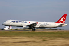 Turkish Airlines Stock Images