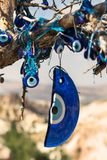 Turkish souvenirs. Cappadocia royalty free stock photo