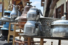 Turkish antiques Stock Image