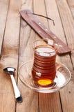Turkish apple tea Stock Photography
