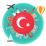 Turkish attraction. Stock Photos