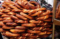 Turkish bagel Royalty Free Stock Image