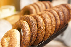 Turkish Bagel Royalty Free Stock Photos