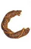 Turkish bagel, simit. Stock Image