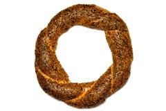 Turkish bagel, simit. Stock Photos