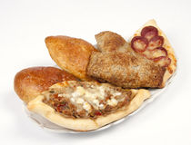 Turkish bakery stock image