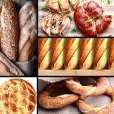 Turkish bakery varieties groups Stock Images