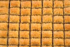 Turkish baklava Stock Photo