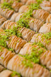 Turkish Baklava Stock Images